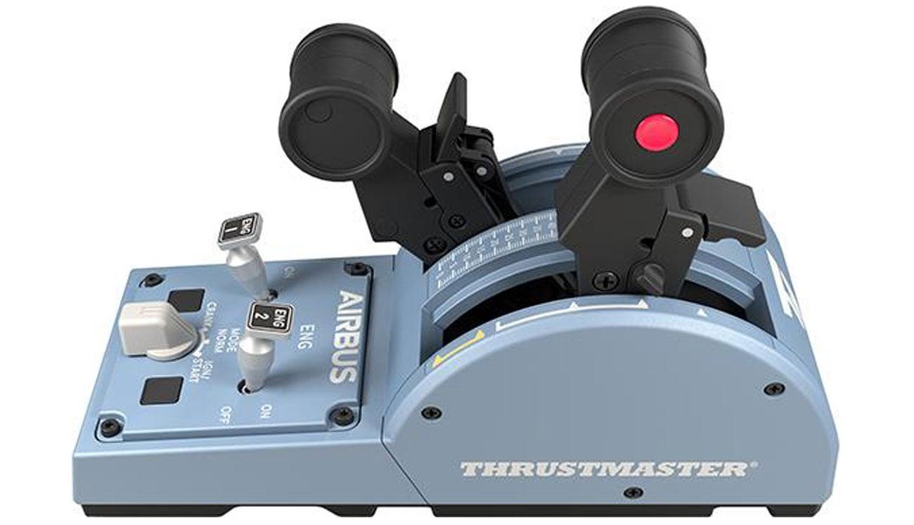 Panel przepustnicy Thrustmaster TCA Quadrant Airbus Edition