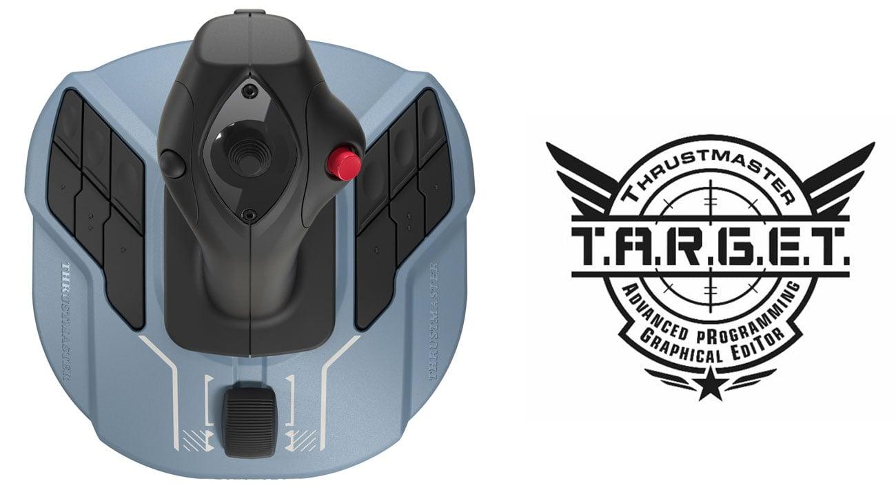 Zgodność z aplikacją T.A.R.G.E.T