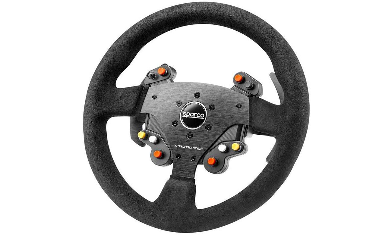 Kierownica Thrustmaster Rally Wheel Add-On Sparco R383 Mod