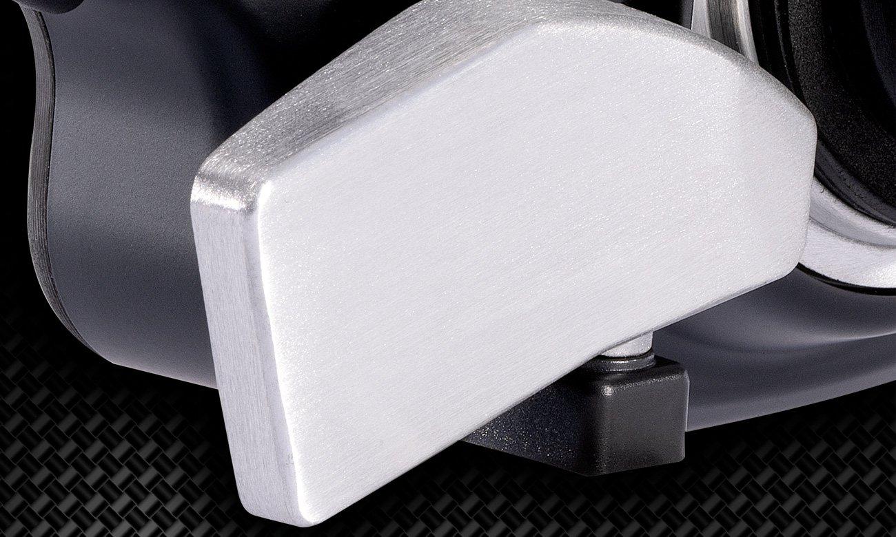 Magnetyczne łopatki zmiany biegów typu Push-Pull