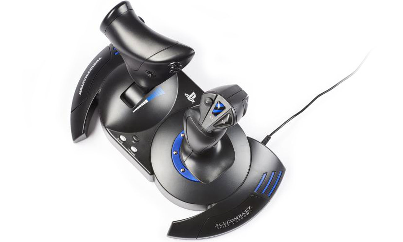 Joystick Thrustmaster T.Flight Hotas PS4 Ace Combat Edition