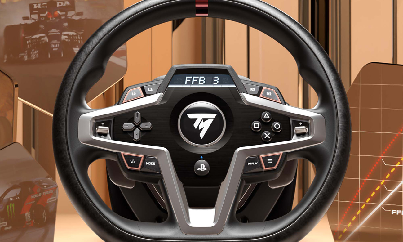 Thrustmaster Official T248 Hybrid Drive Release