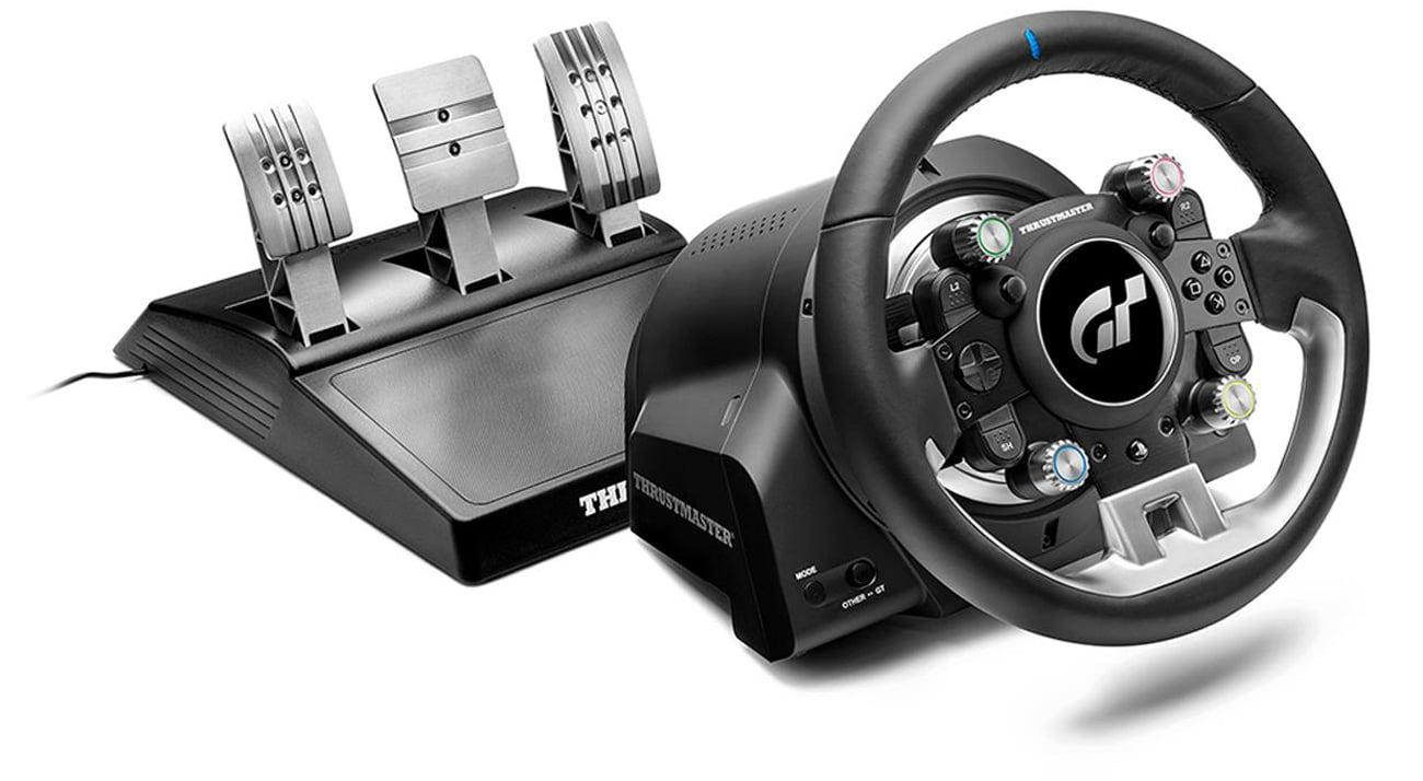 Zestaw kierownica + pedały Thrustmaster T-GT II