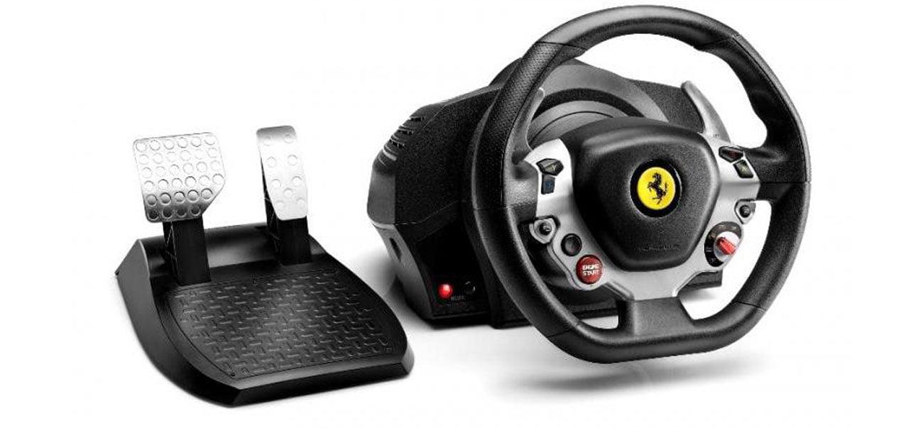 Odłączalna replika kierownicy z Ferrari 458 Italia