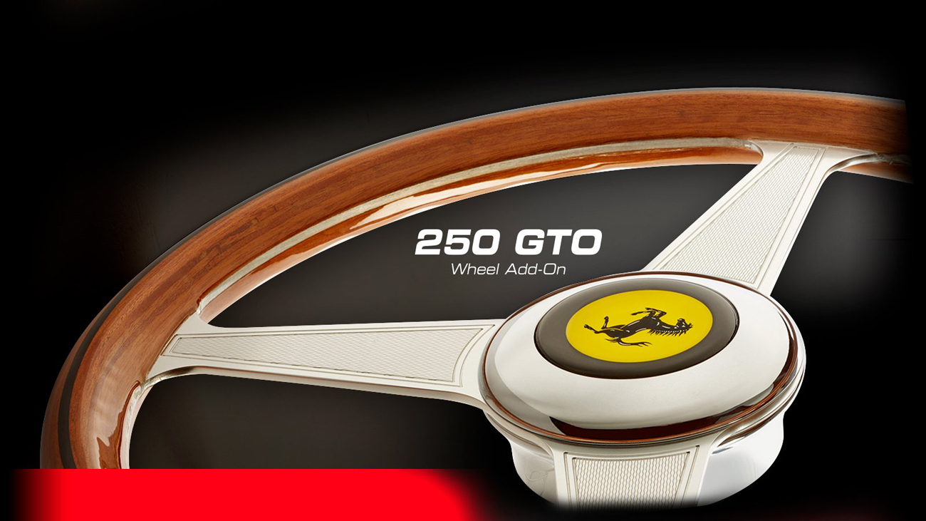 Thrustmaster Ferrari 250 GTO Add-On Wheel