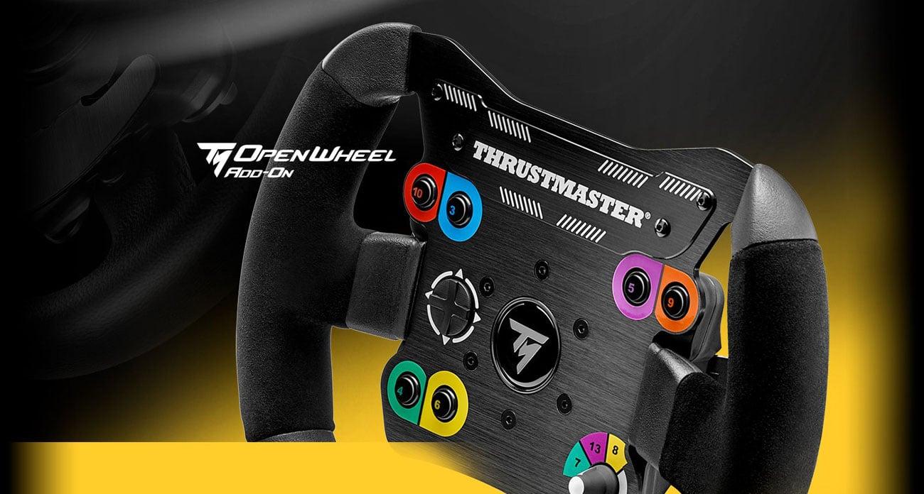 Thrustmaster TM Open Wheel kierownica sportowa
