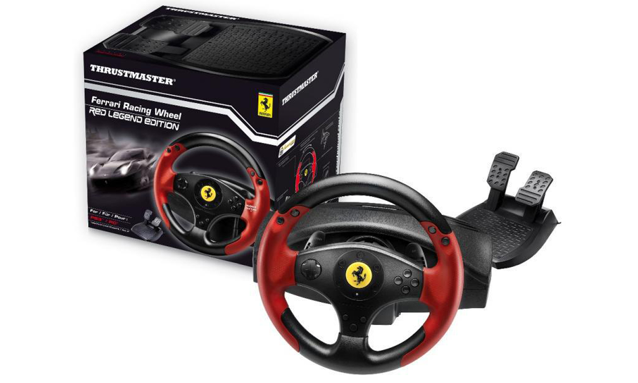 Thrustmaster Red Legend