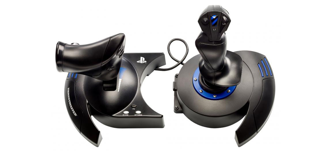 Joystick T-FLIGHT HOTAS 4