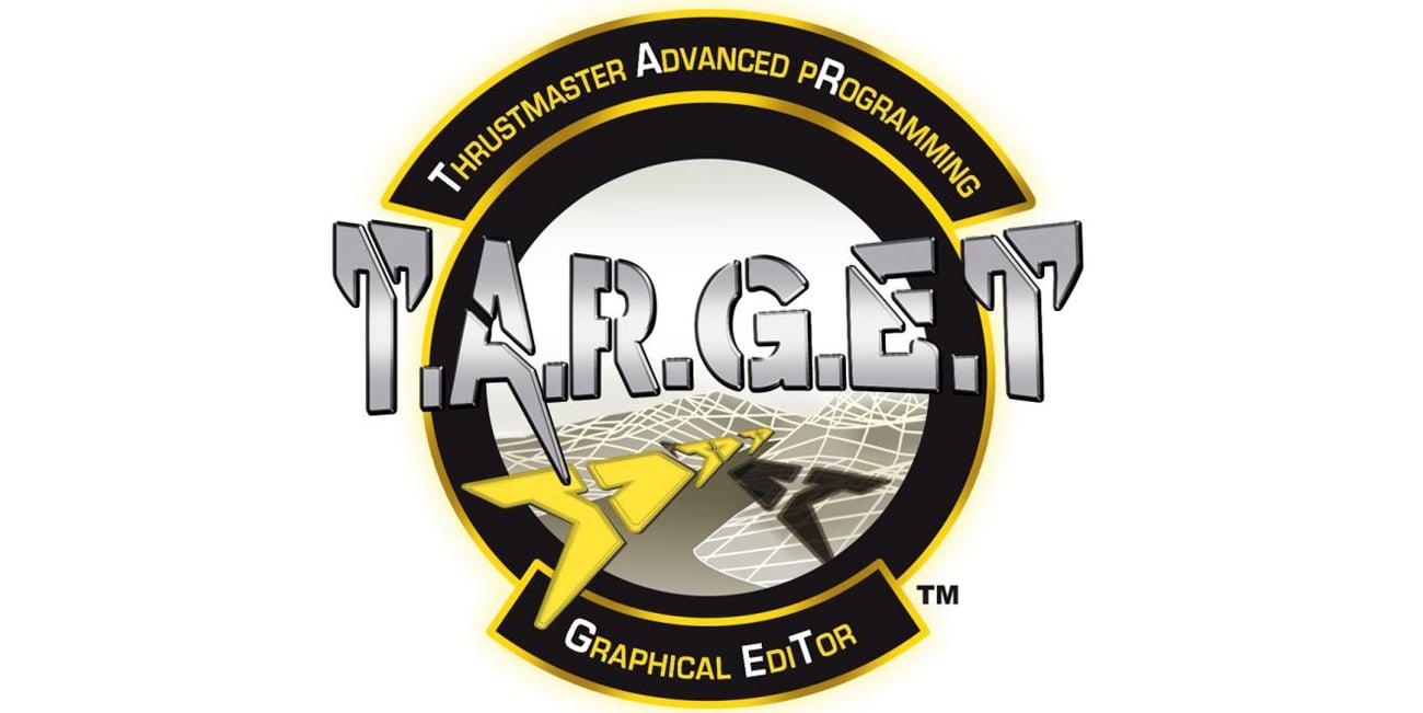 Thrustmaster T.16000M FCS Oprogramowanie T.A.R.G.E.T