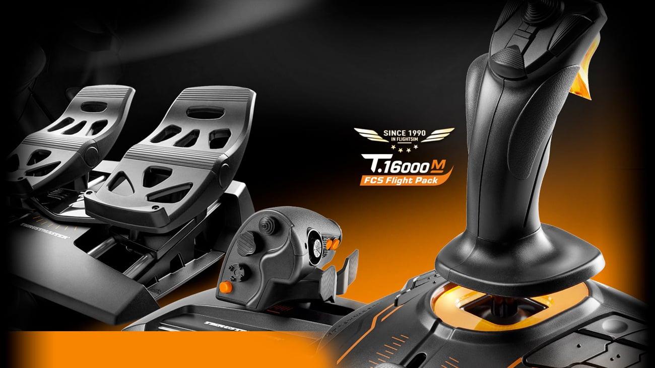 Thrustmaster T.16000M FCS Uniwersalny Profil