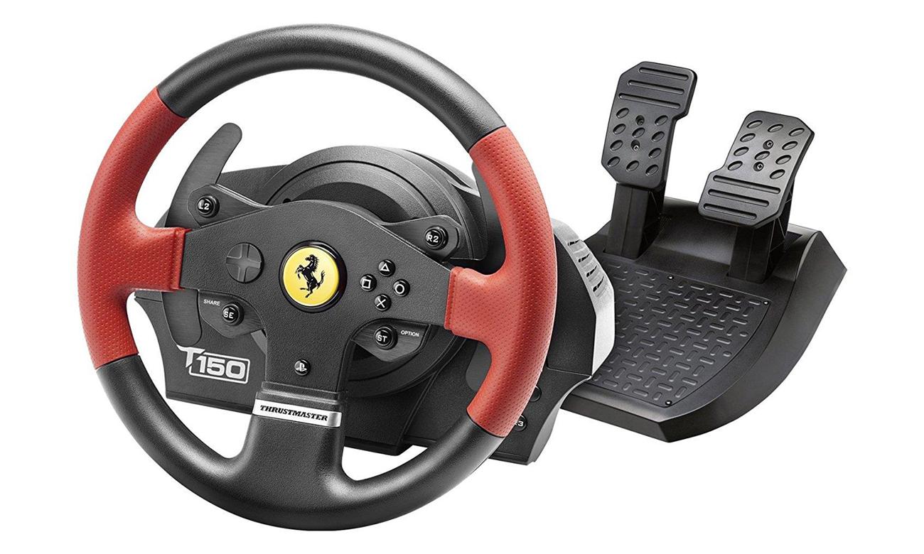 Kierownica T150FFB Ferrari Edition