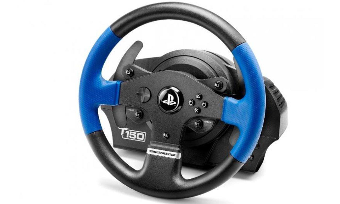 Kierownica dla żądnych mocnych wrażeń z jazdy