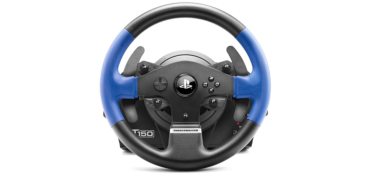 Thrustmaster T150RS Pro Racing Wheel Precyzja