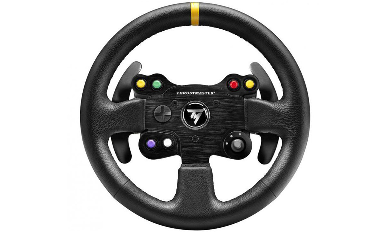 Thrustmaster TM Leather 28 GT Add on - front