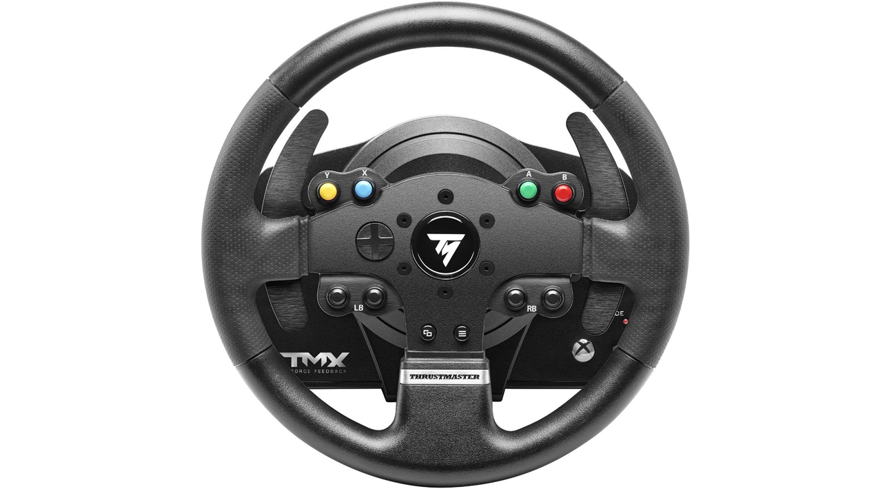 Thrustmaster TMX Pro Racing Wheel  Precyzja