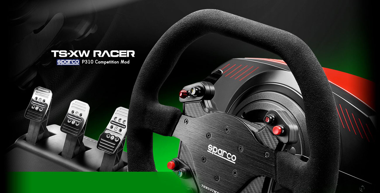 Thrustmaster TS-XW Racer licencja sparco