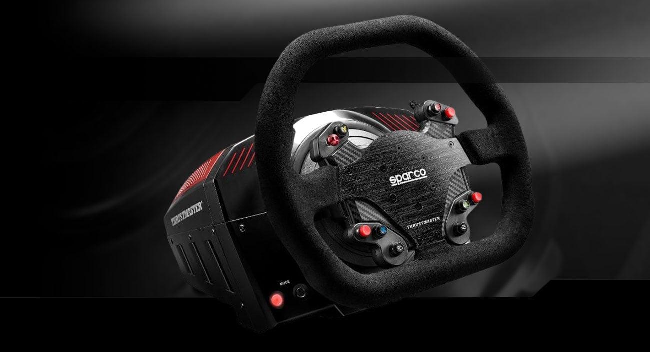 Thrustmaster TS-XW Racer silnik bezszczotkowy kąt 1080 stopni