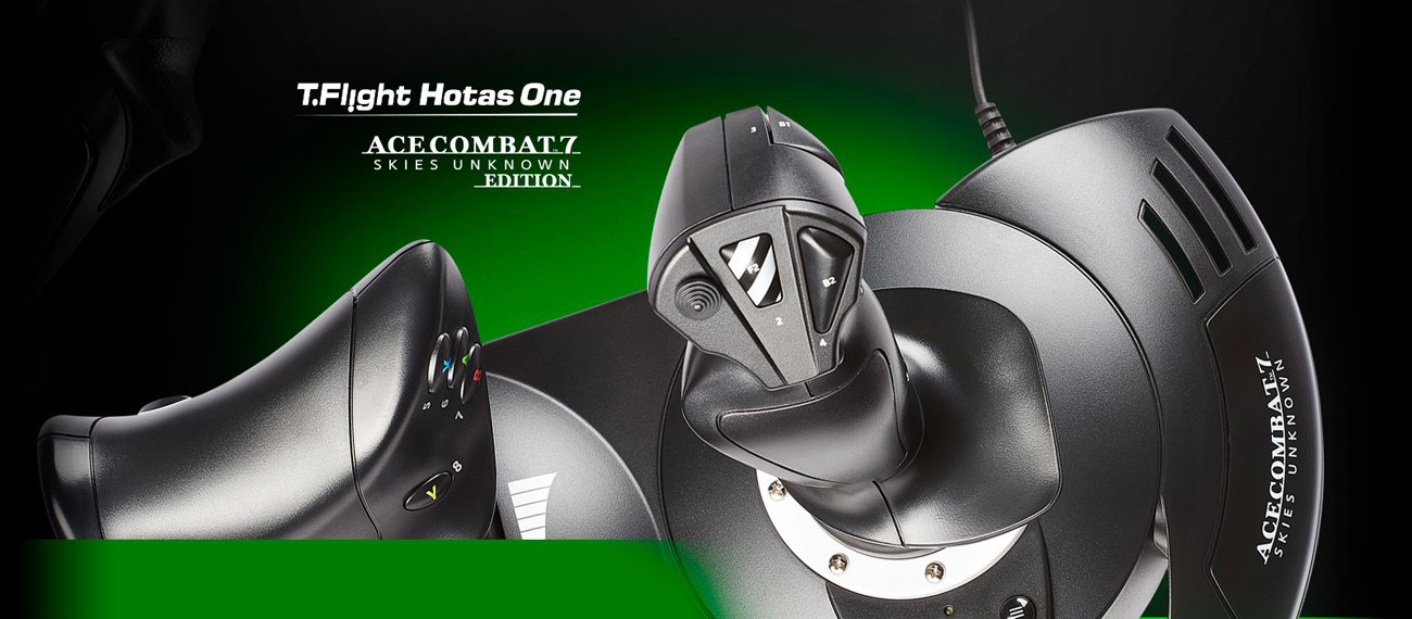 Thrustmaster T.Flight H.O.T.A.S. One Ace Combat 7 edition