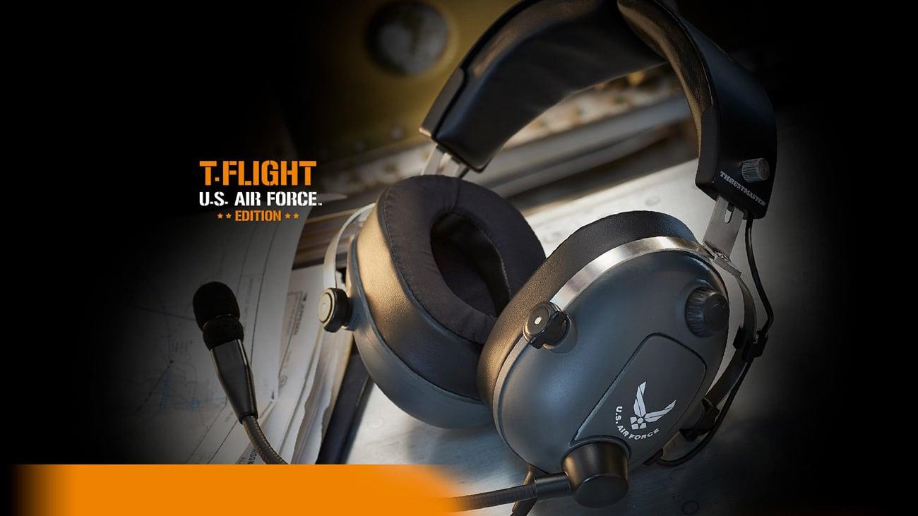 Słuchawki Thrustmaster T.Flight US Air Force edition
