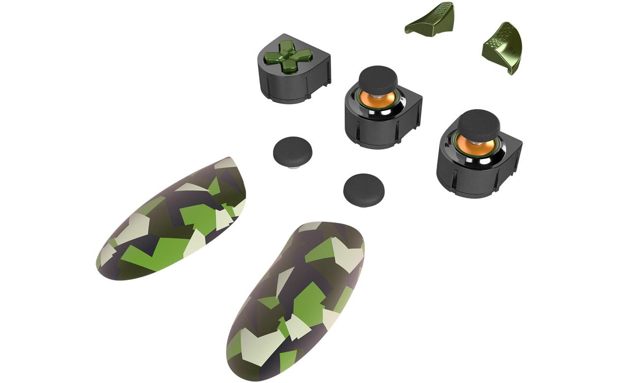 Pakiet Thrustmaster eSwap X Pro Green Color Pack