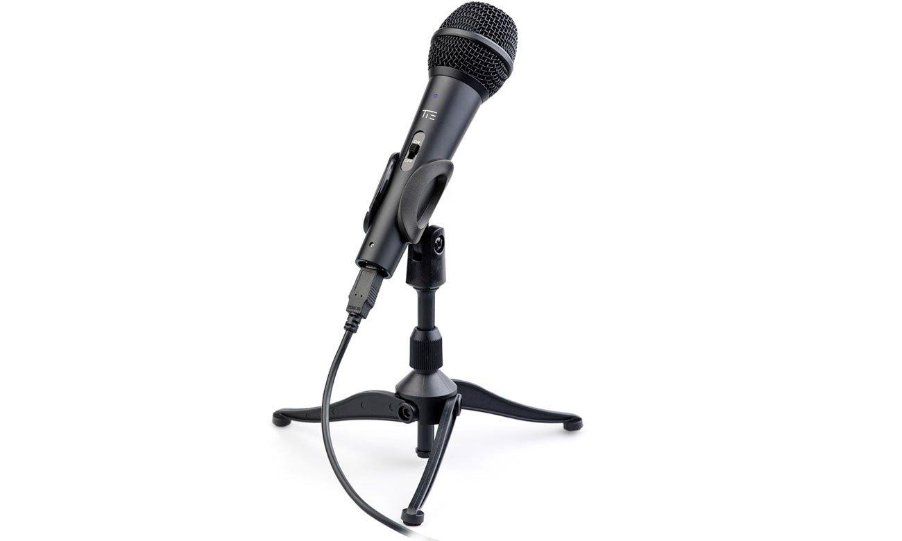 Mikrofon TIE Dynamic Mic USB