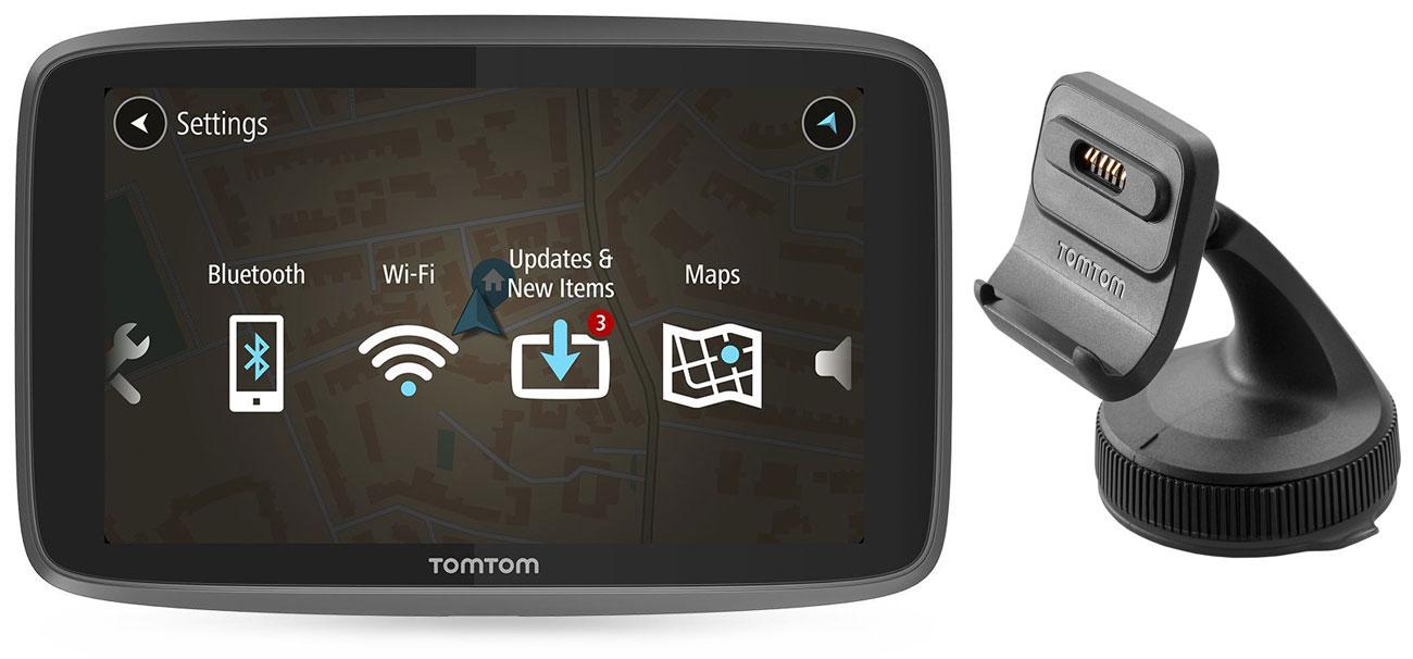 Nawigacja TomTom GO Camper