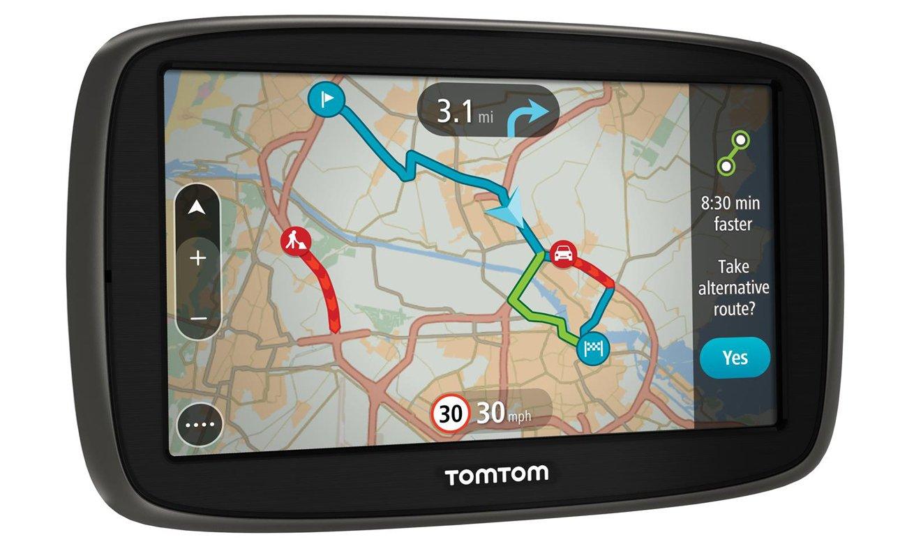 Nawigacja TomTom Go 500 Refurb Edition