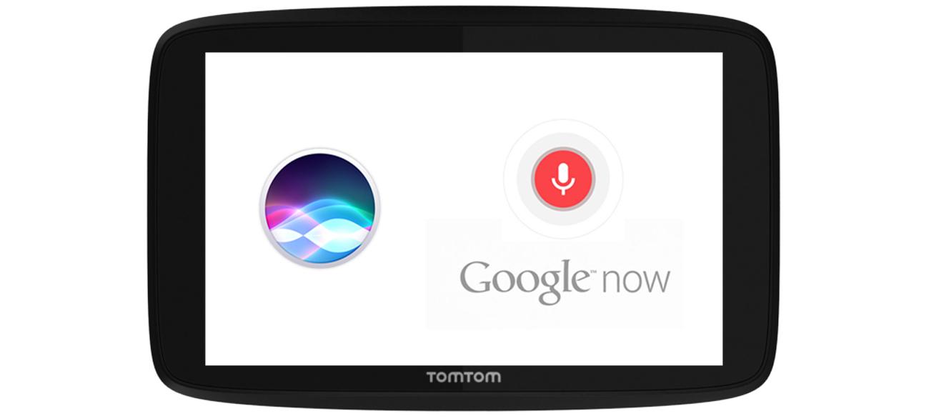 Zgodność z Siri i Google Now™