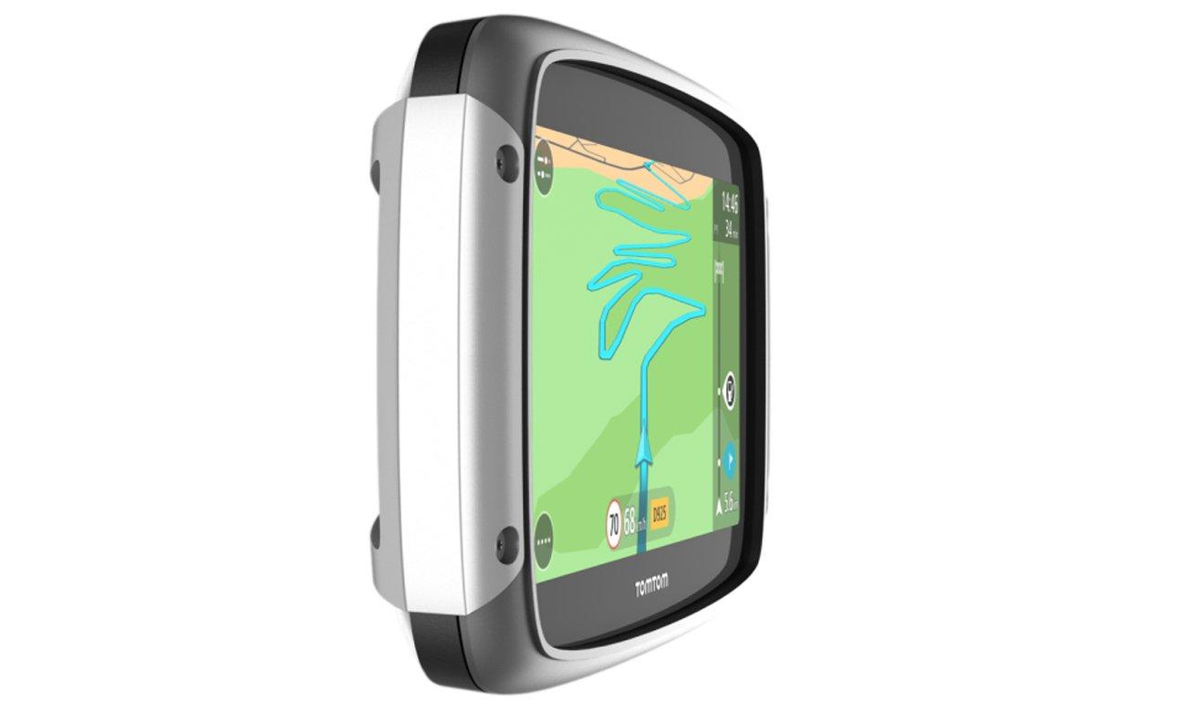Nawigacja GPS TomTom Rider 400 4,3'' Świat Dożywotnia