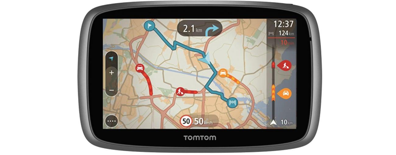 Dożywotnia subskrypcja usługi TomTom Traffic
