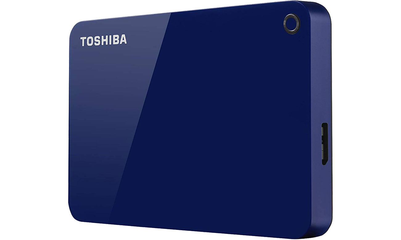 Toshiba Canvio Advance - Port USB