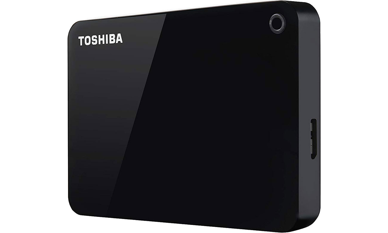 Toshiba Canvio Advance - Port USB