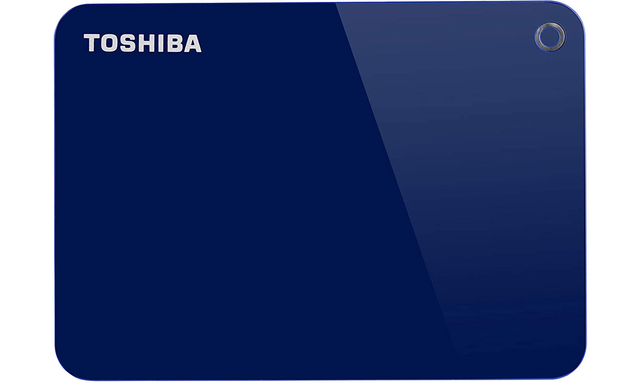 Toshiba Canvio Advance - Design