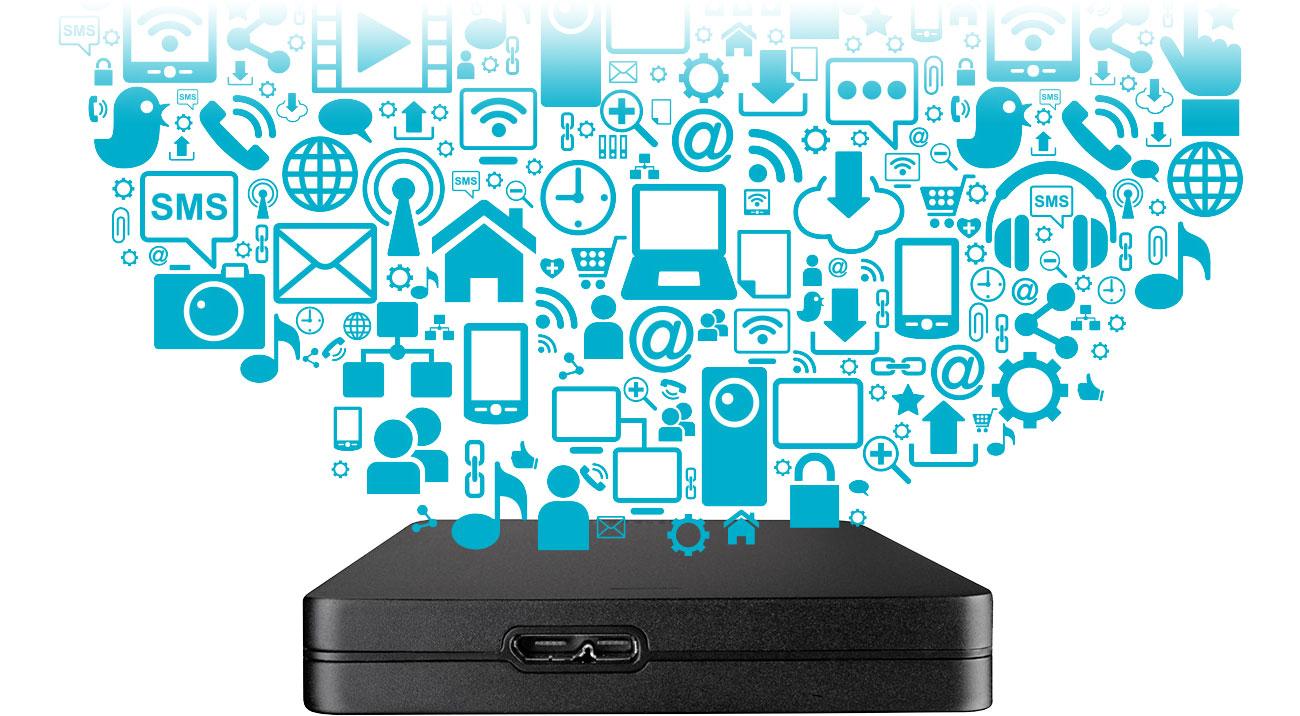Toshiba Canvio Alu - Oprogramowanie NTI Backup Now EZ