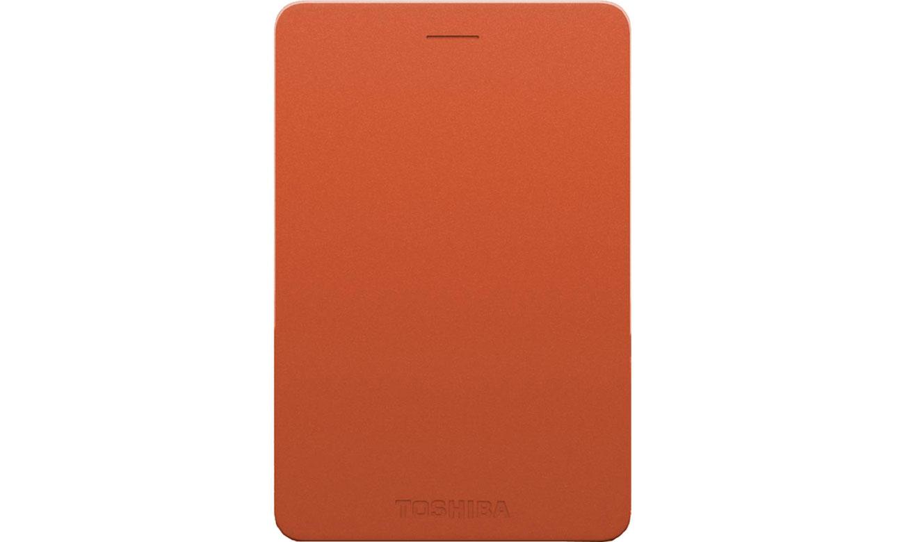Dysk zewnętrzny/przenośny Toshiba Canvio Alu 2TB USB 3.0