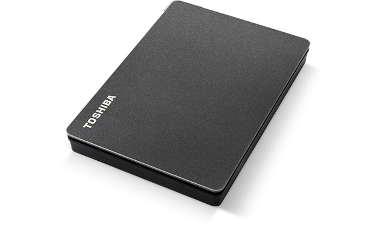 Dysk przenośny Toshiba Canvio Gaming USB 3.2 1TB