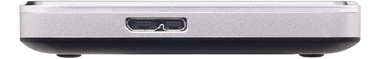 Toshiba Canvio Premium - Port USB
