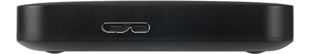 Toshiba Canvio Ready - Interfejs USB