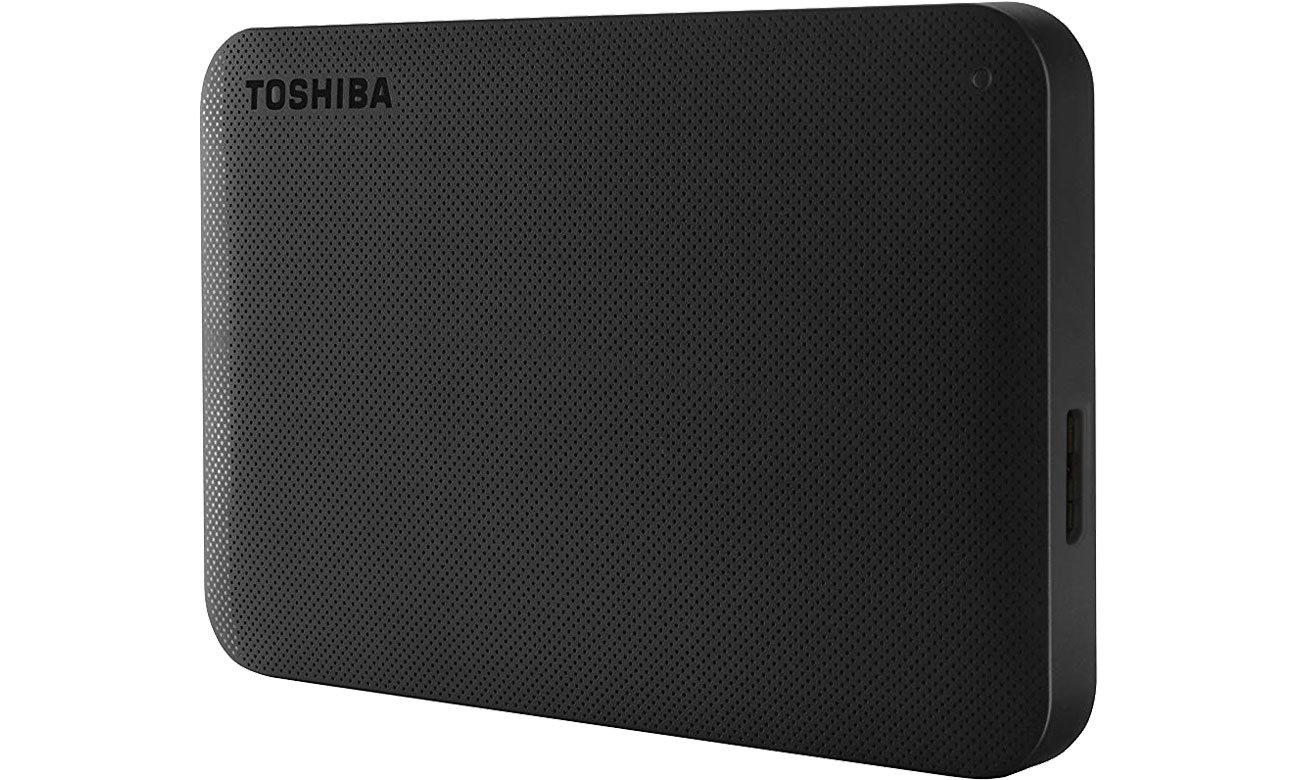 Toshiba Canvio Ready - Design