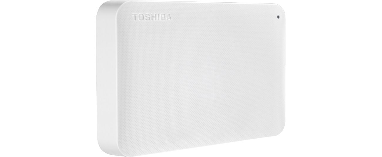 Toshiba Canvio Ready 2TB USB 3.0 biały HDTP220EW3CA