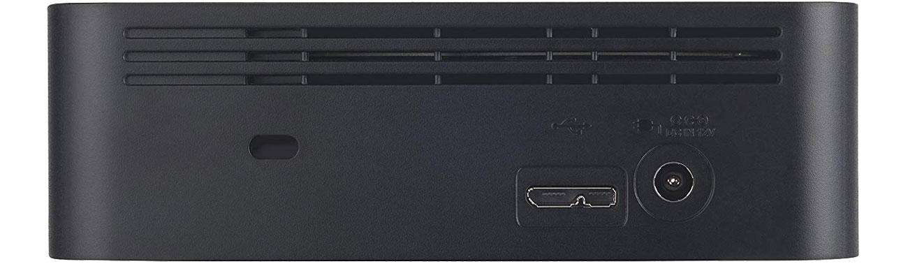 Toshiba Canvio - Interfejs USB
