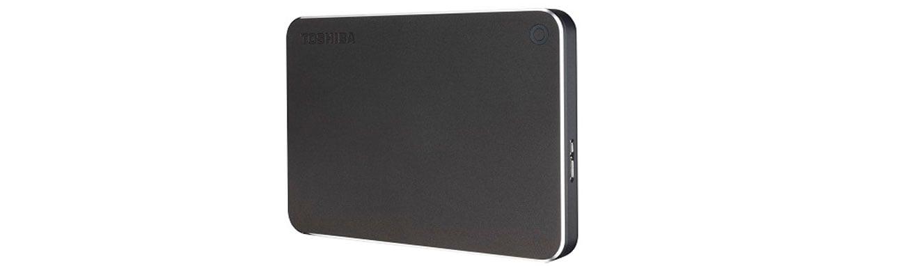 Toshiba 1TB CANVIO PREMIUM kopiowanie zapasowe