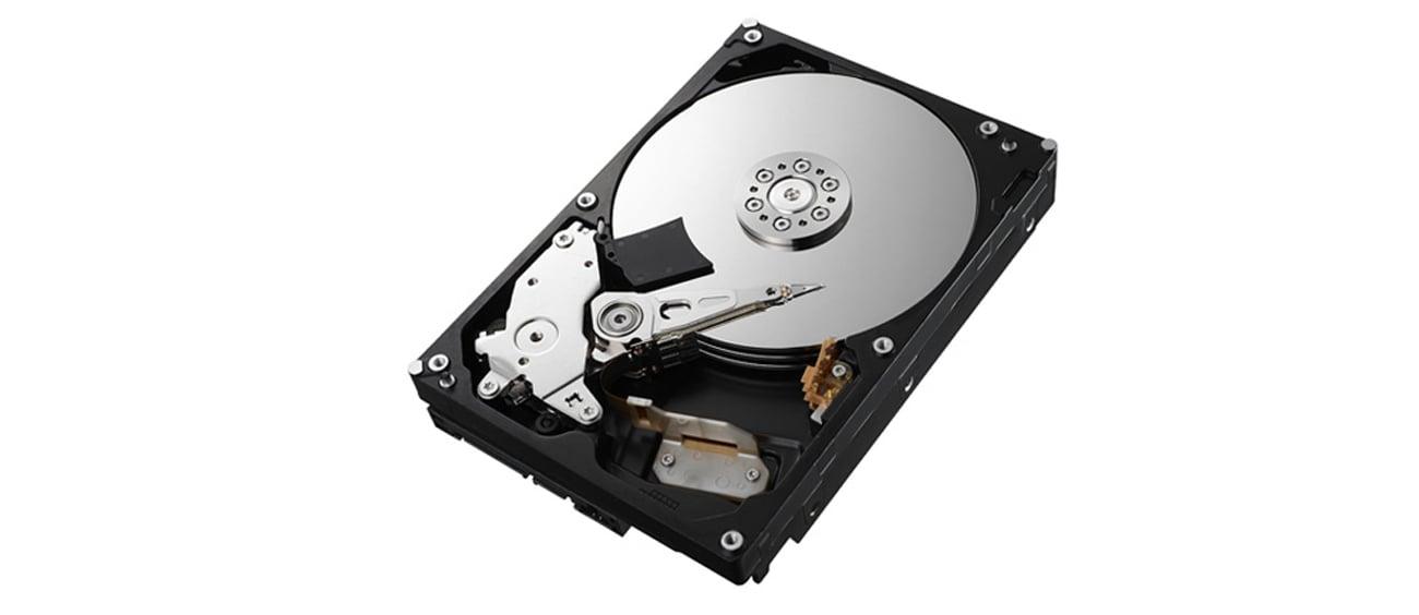 Dysk twardy SATA III Toshiba 2TB 7200obr. 64MB P300 - wysoka prędkość odczyty i zapisu
