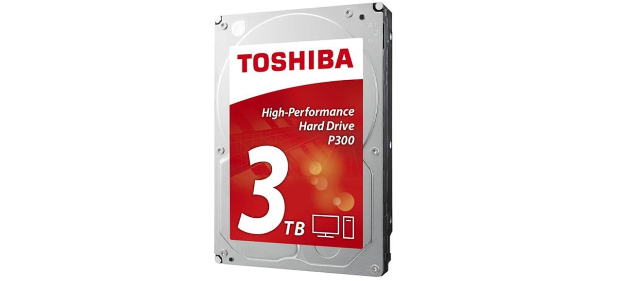 Dysk twardy HDD Toshiba