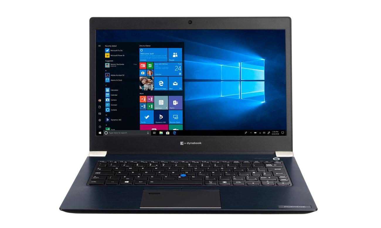 Laptop biznesowy Dynabook Portege X30
