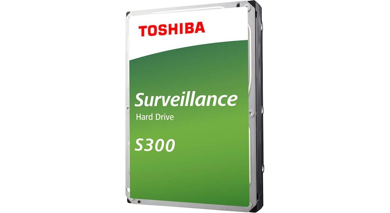 Dysk HDD Toshiba 4TB 5400obr. 128MB S300 OEM HDWT140UZSVA