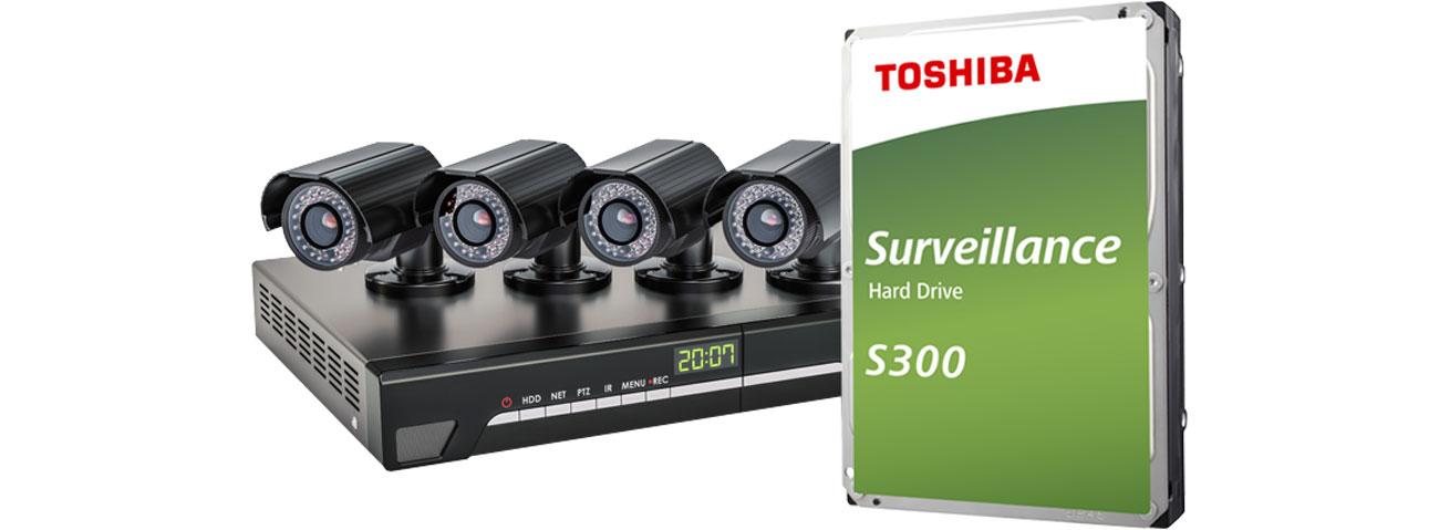Toshiba S300 Zgodność