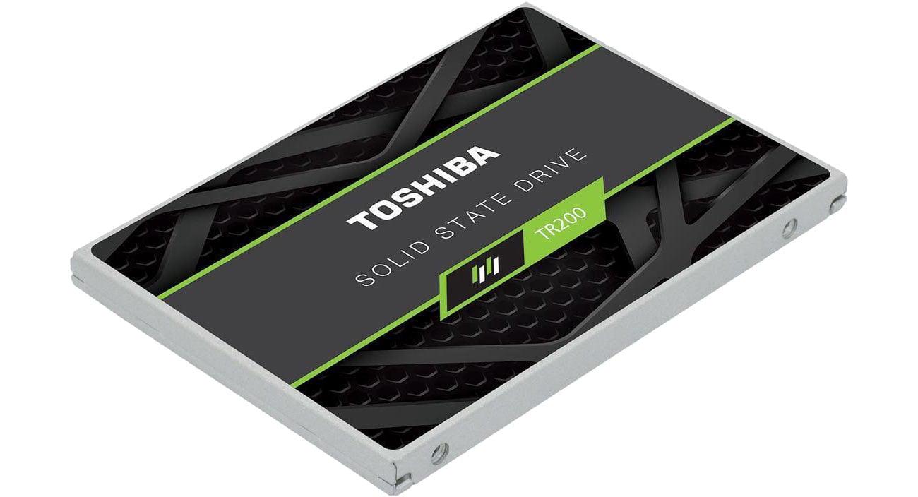 Dysk SSD Toshiba 240GB 2,5'' SATA SSD TR200 THN-TR20Z2400U8