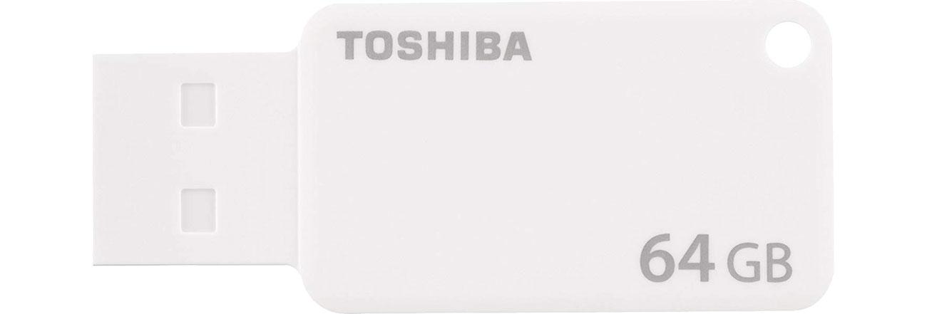 Pendrive (pamięć USB) Toshiba 64GB U303 biały USB 3.0