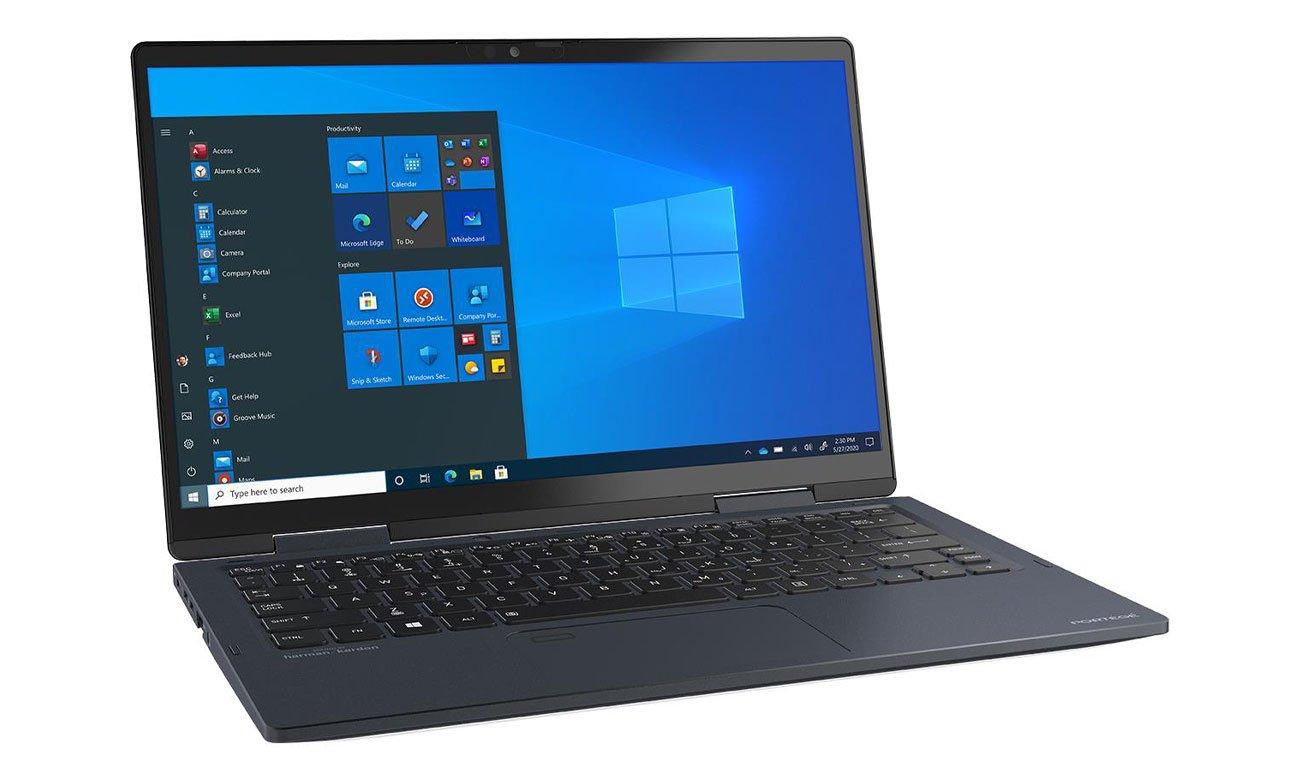 Dynabook Portege X30W-J lewy bok laptopa